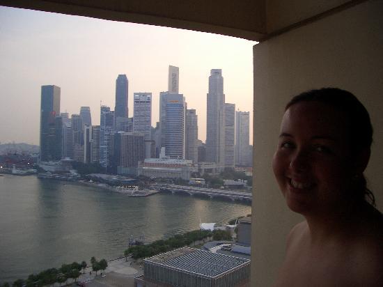 Mandarin Oriental, Singapore: Harbour View