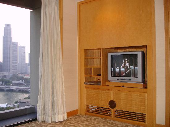 Mandarin Oriental, Singapore: Lounge