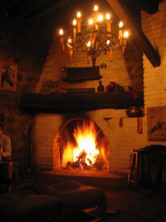 Hacienda Pinsaqui: the amazing Horse Bar