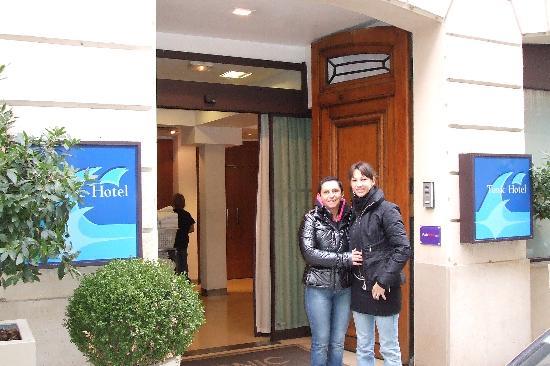 Zdjęcie Tonic Hotel Louvre