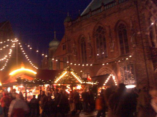Ibis Bremen City: Christmas Market
