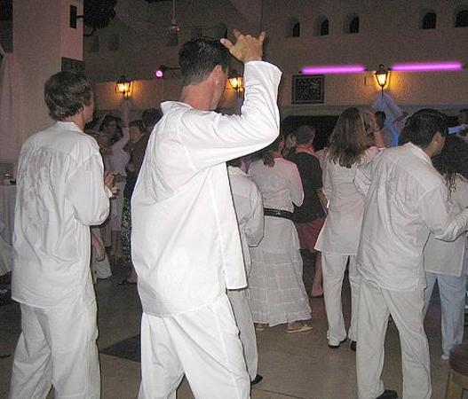 Club Med Ixtapa Pacific : White Party