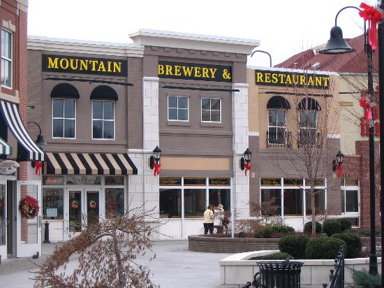 Smoky Mountain Brewery Restaurant Pigeon Forge Menu Prices Reviews Tripadvisor