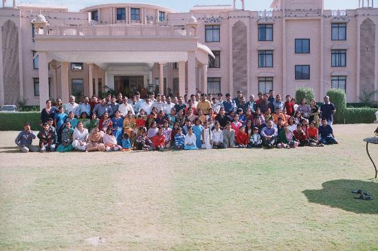 The Gold Palace & Resort : Our Family reunion photograph