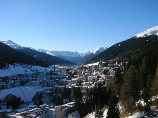 Waldhotel Davos: Hotel views