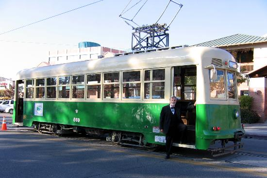 Historic Trolley Car Will Transport You Back to the Old Days | Red ...