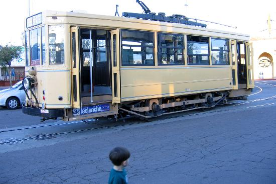 Old Pueblo Trolley