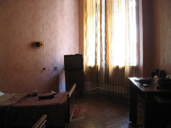 Hotel Neva - TEMPORARILY CLOSED: My room.