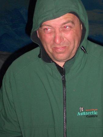 International Antarctic Centre: polar storm!!