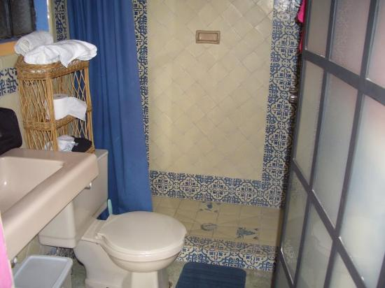 Casita de las Flores: Bathroom