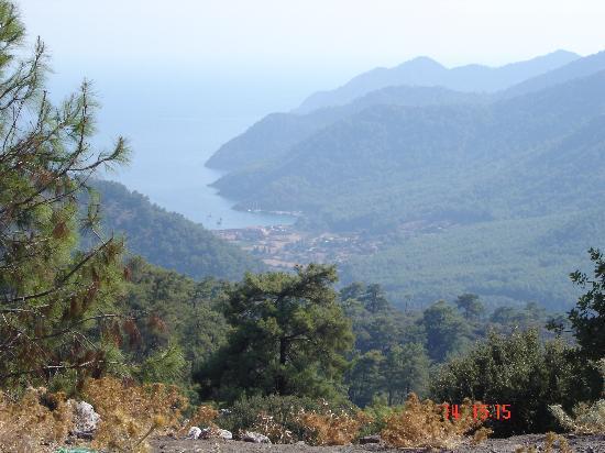Dalyan, Turkije: Ekincik Bay