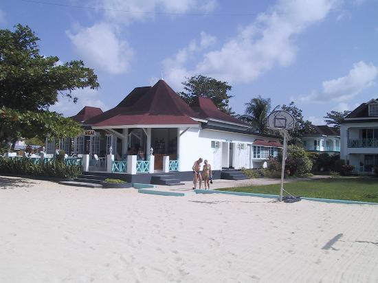 Coral Seas Garden: Beach/Bar
