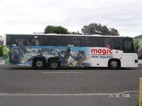باي كابينز موتيل: Traveling the Magic Bus is truely MAGIC