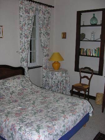 Chateau du Foulon: The main bedroom