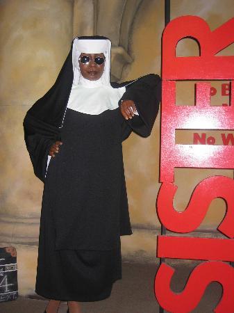 Madame Tussauds Blackpool: Sister Act