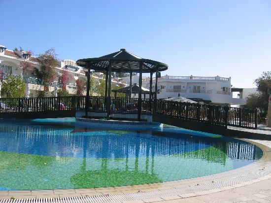 Al Bostan Hotel: Hotel pool