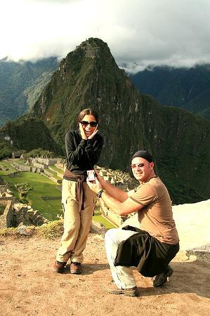 Belmond Miraflores Park: Getting  Engaged in Machu Picchu