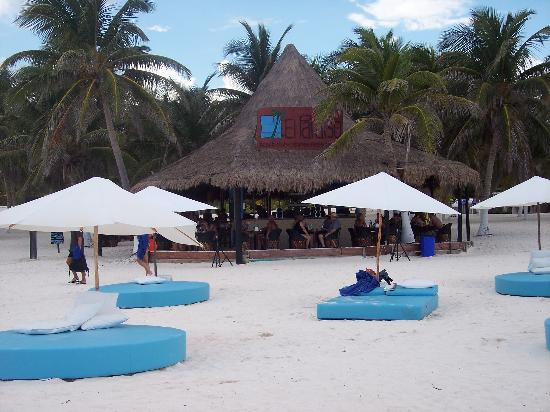 El Paraiso Tulum: Paraiso Hotel (Not cabanas)