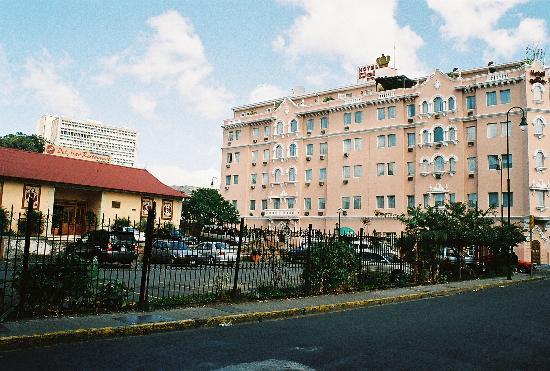 Hotel Del Rey Bild