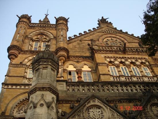 Mumbai (Bombaim), Índia: Victoria Terminus