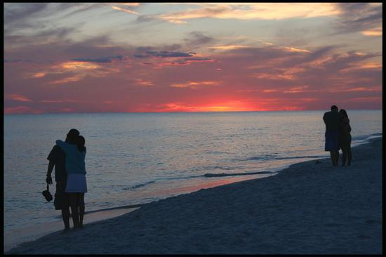 Destin, FL: Sunset for lovers