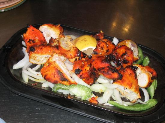 Curry Leaf: Yummy Chicken tikka