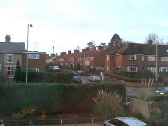 Wensum Guest House: View from our window