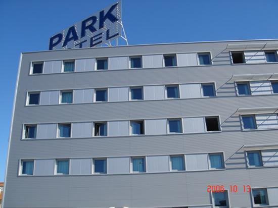 Park Hotel Porto Gaia: Fachada