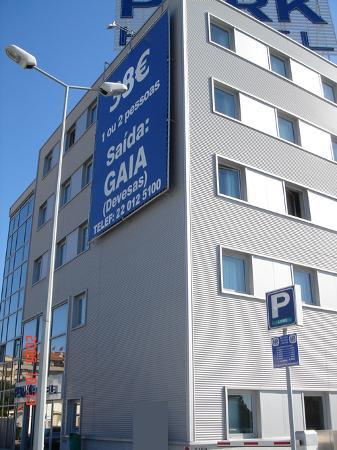 Park Hotel Porto Gaia: precio