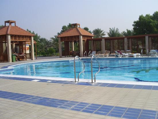 Umm Al Quwain Beach Hotel Vue
