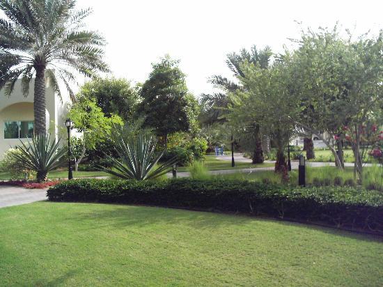 Umm Al Quwain Beach Hotel: Hotel