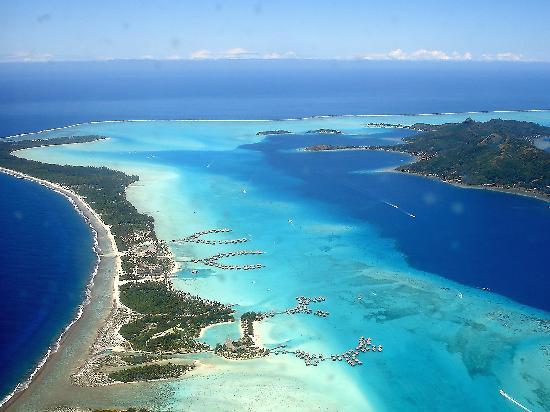 InterContinental Bora Bora Resort & Thalasso Spa: Bora Bora