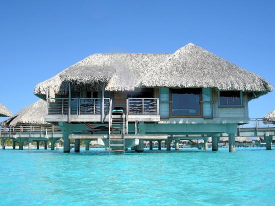 InterContinental Bora Bora Resort & Thalasso Spa: Our Sapphire Villa
