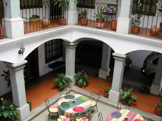 Casa de la Tia Tere : view of the dining room