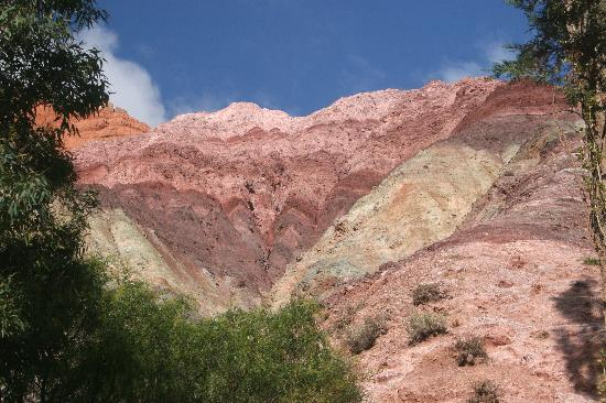 Humahuaca, Argentina: Mountain of 7 colours