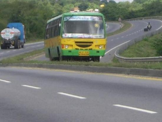 Hosur - Bangalore Highways-1