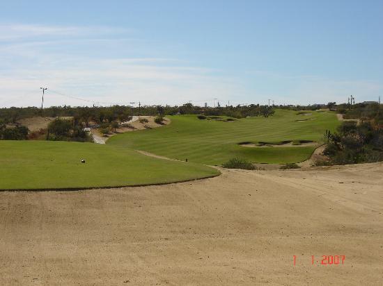Desert Course at Cabo del Sol: #3 Long par 5