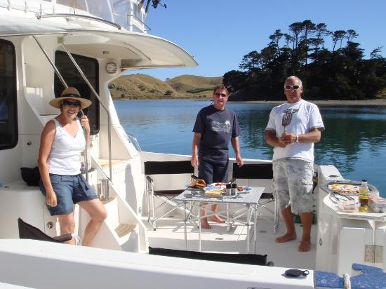 Mercury Bay: Brunch on New Years Day