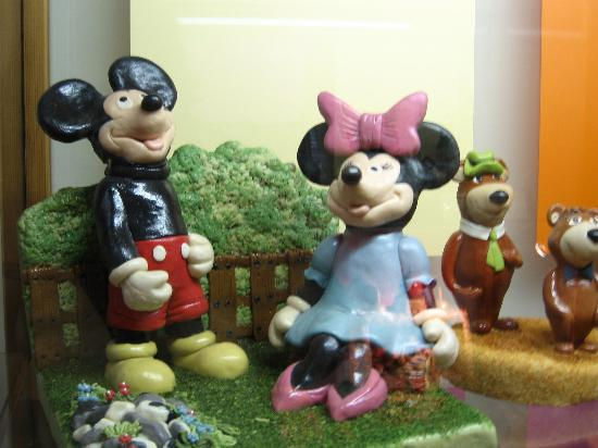 Szabo Marzipan Museum: You're not in Disney, you're in Szentendre!