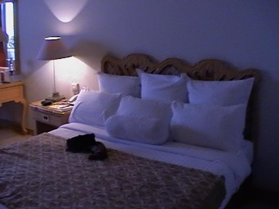 Pearl Continental Hotel Bhurban: very comfy beds in PC