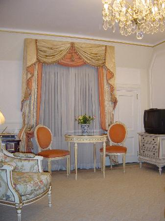 The Ritz London: Sitting Area