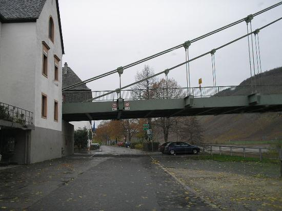 The bridge: Halfenhof