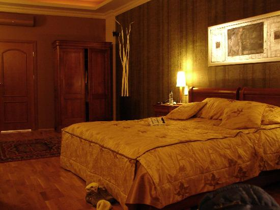 Hotel Wentzl: Our room