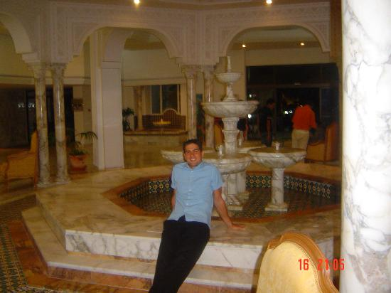 Hasdrubal Thalassa & Spa Djerba: entrée de l'hotel