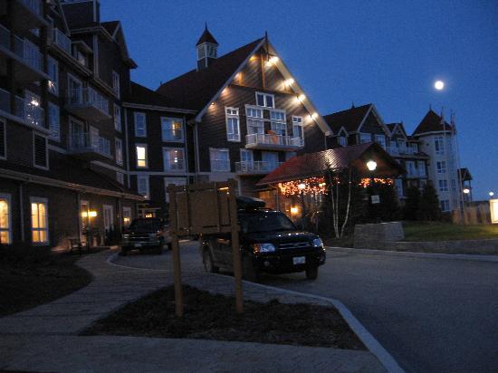 Westin Trillium House Blue Mountain: Hotel Exterior