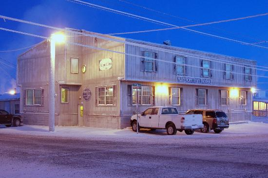 Barrow, AK : Airport Inn Hotel Jan 3, 2007