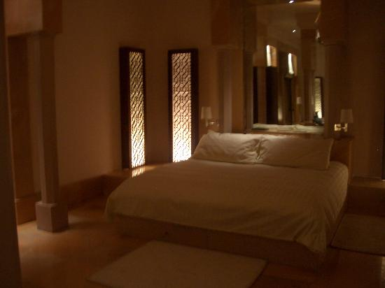 Amanbagh Resort: sleeping area