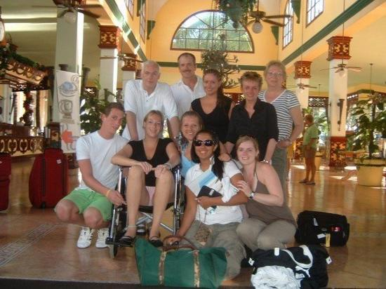 ClubHotel Riu Bambu: Farewell to our NEW  Friends..