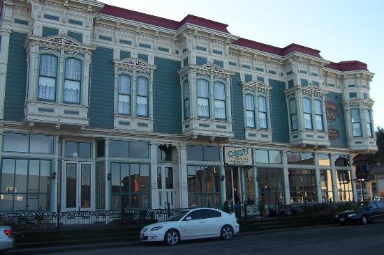 Window View - Victorian Inn Photo