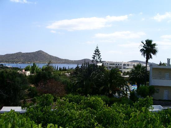 Elounda Breeze Resort : view from room